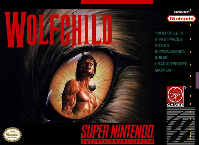 Wolfchild - Super Nintendo Entertainment System