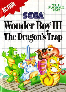Wonder Boy III The Dragons Trap