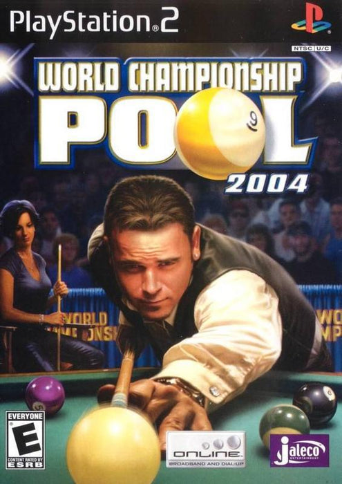 World Championship Pool 2004 - PlayStation 2