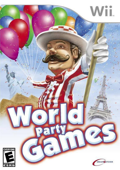 World Party Games - Wii