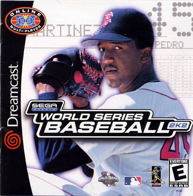 World Series Baseball 2K2 - Sega Dreamcast
