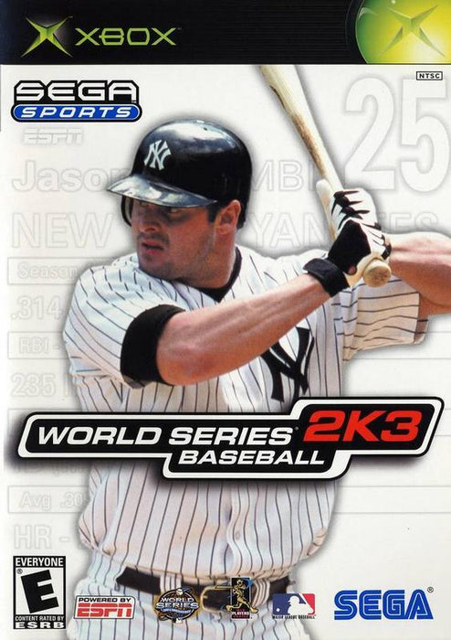 World Series Baseball 2K3 - Xbox