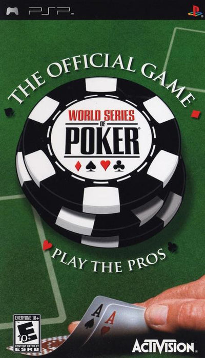 World Series of Poker - PlayStation Portable