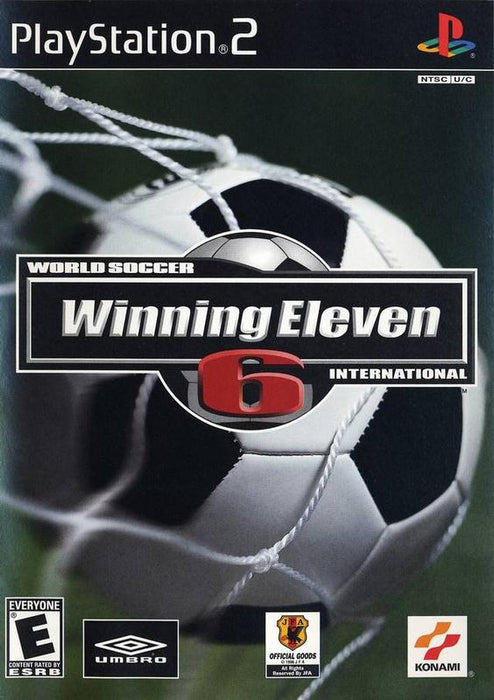 World Soccer Winning Eleven 6 - PlayStation 2