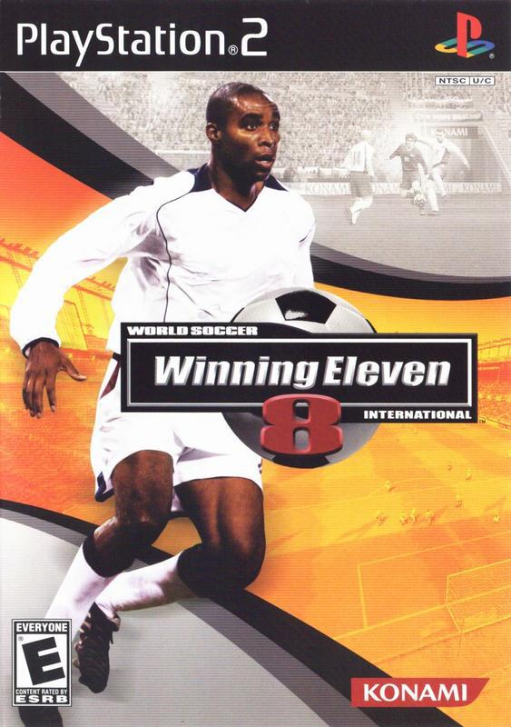 World Soccer Winning Eleven 8 - PlayStation 2