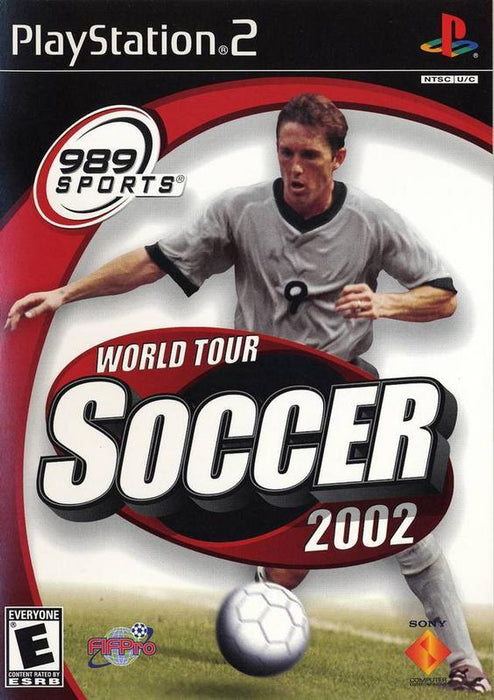World Tour Soccer 2002 - PlayStation 2