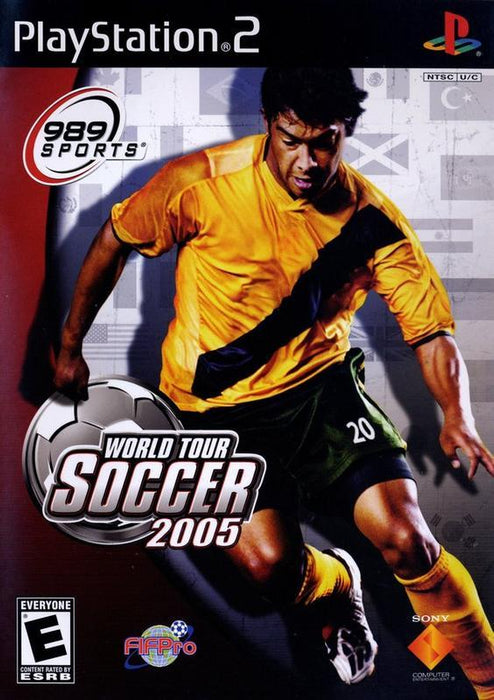 World Tour Soccer 2005 - PlayStation 2
