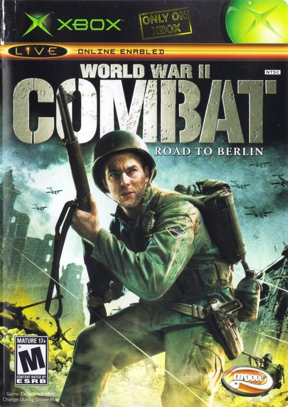 World War II Combat Road to Berlin - Xbox