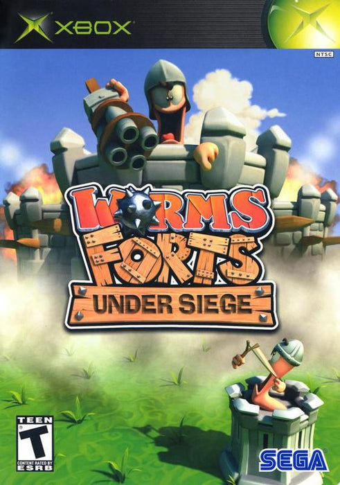 Worms Forts Under Siege - Xbox