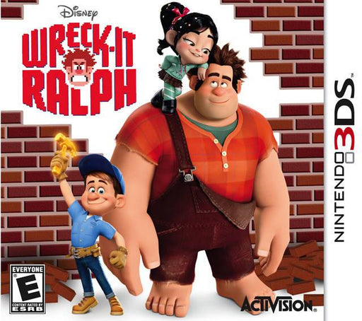 Wreck-It Ralph - Nintendo 3DS