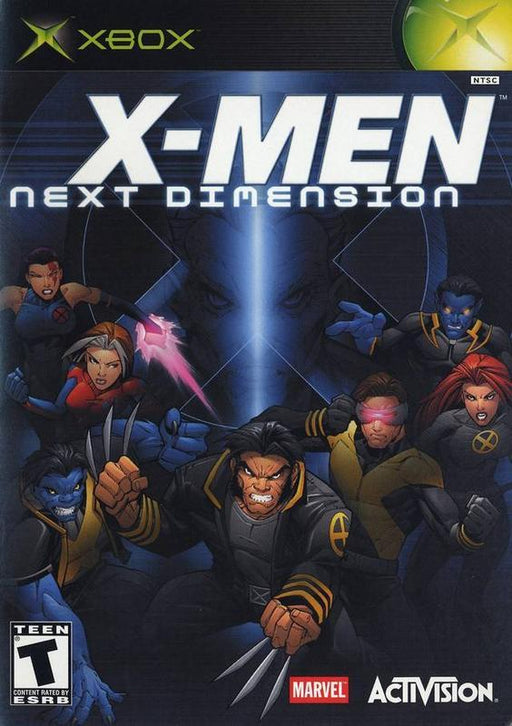 X-Men Next Dimension - Xbox
