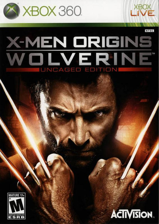 X-Men Origins Wolverine - Xbox 360