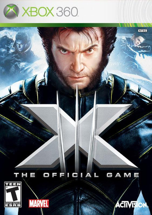 X-Men The Official Game - Xbox 360