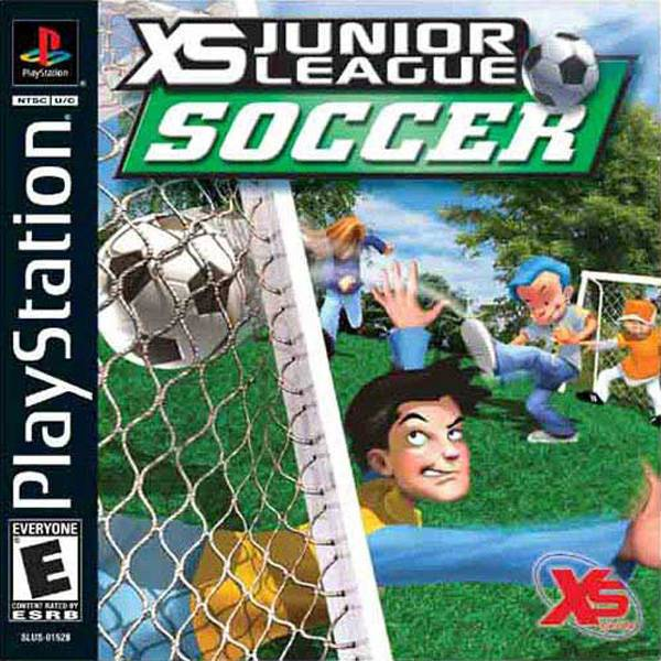 XS Junior League Soccer - PlayStation 1