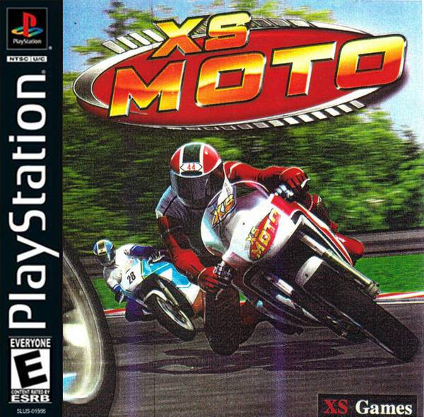 XS Moto - PlayStation 1