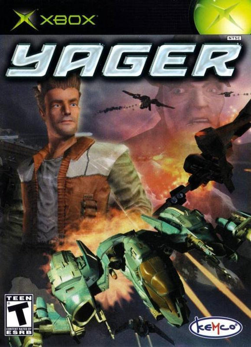 Yager - Xbox