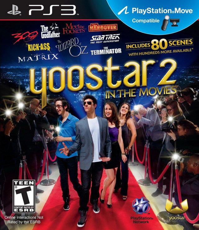 Yoostar 2 In The Movies - PlayStation 3