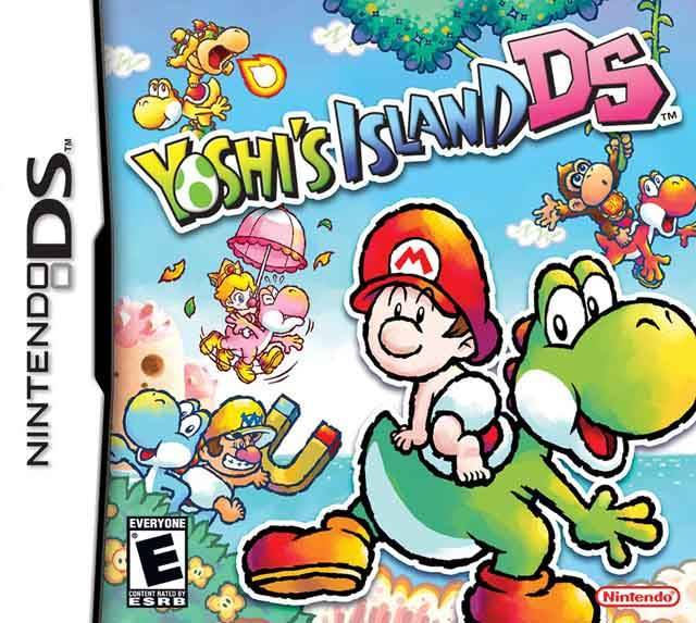 Yoshis Island DS - Nintendo DS