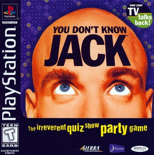 You Dont Know Jack - PlayStation 1