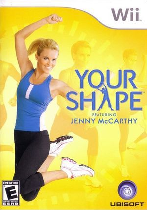 Your Shape Featuring Jenny McCarthy - Wii
