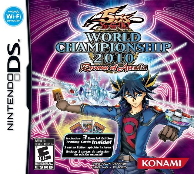 Yu-Gi-Oh! 5Ds World Championship 2010 Reverse of Arcadia - Nintendo DS