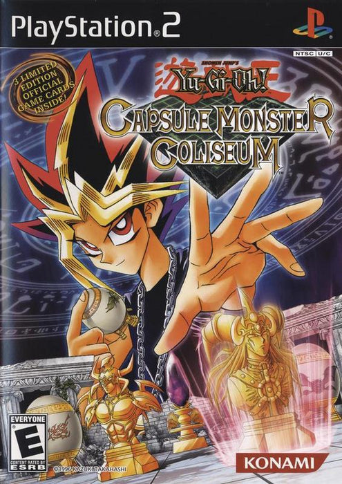 Yu-Gi-Oh! Capsule Monster Coliseum - PlayStation 2