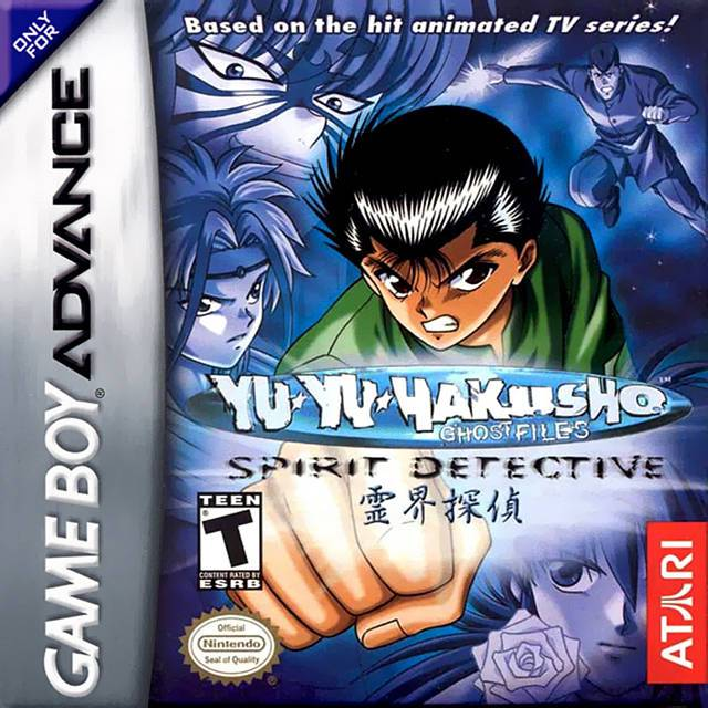 Yu Yu Hakusho - Ghost Files Spirit Detective - Game Boy Advance