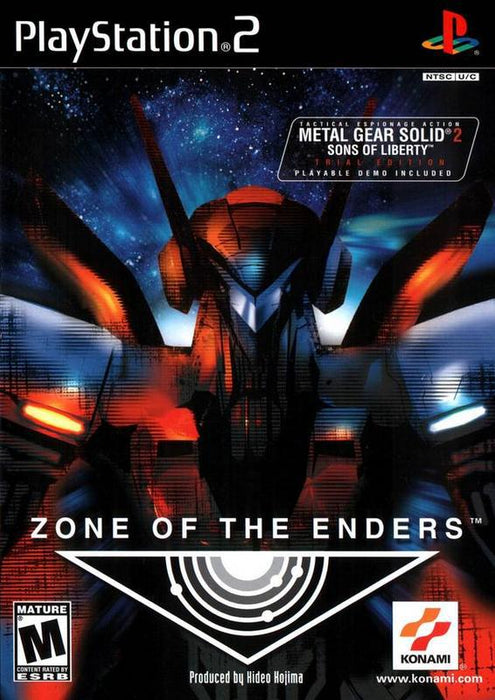 Zone of the Enders - PlayStation 2