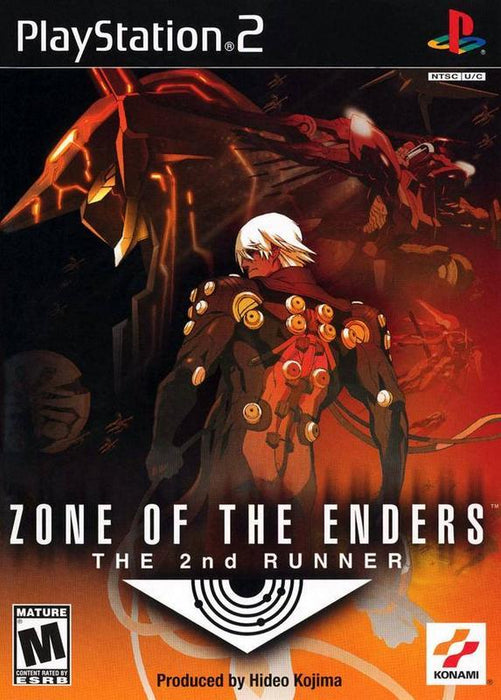 Zone of the Enders The 2nd Runner - PlayStation 2