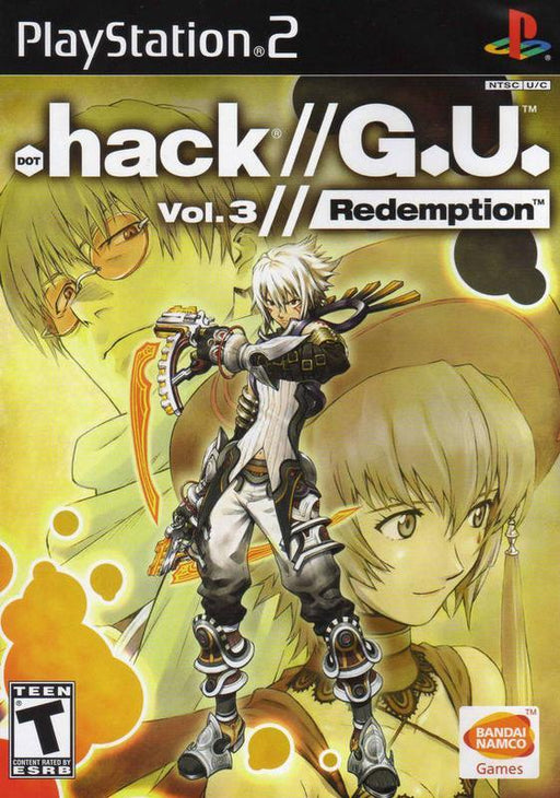 .hack//G.U.vol.3//Redemption - PlayStation 2