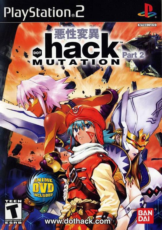 .hack//Mutation Part 2 - PlayStation 2