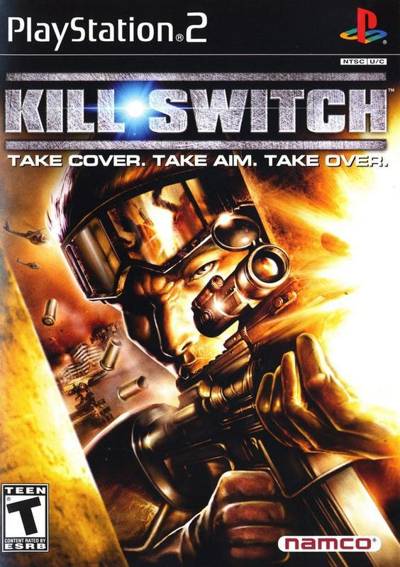 Kill.switch - PlayStation 2