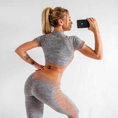 Seamless Yoga AND GYM SET