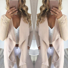 Nude Duster Jacket