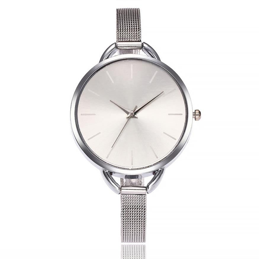 Luxury Mesh Watch