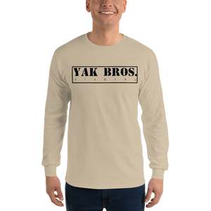 Bold Front Long Sleeve