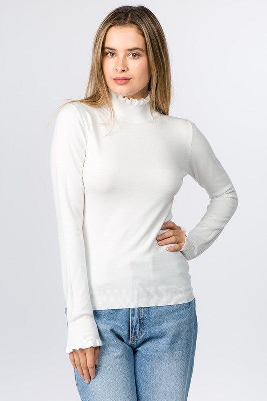 The Softest Touch Sweater Ivory