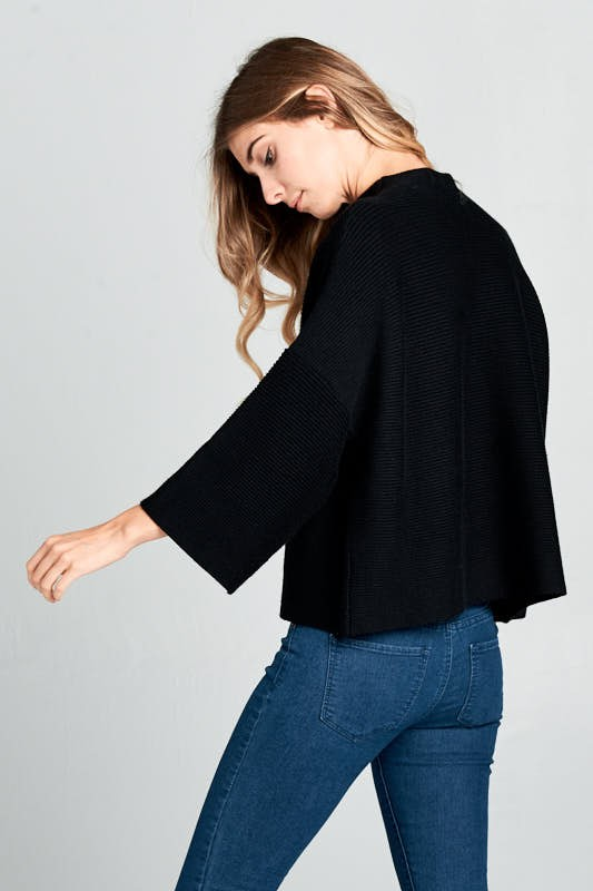 Brooklyn Sweater in Black
