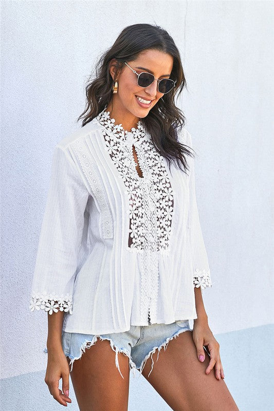 The Millie Blouse