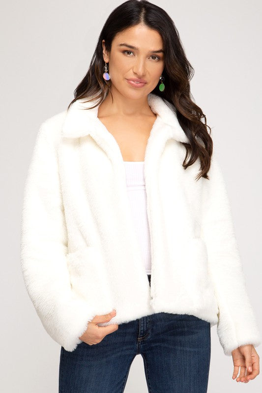 Brinley Fur Coat