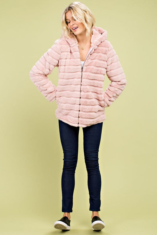 The Paris Jacket Pink
