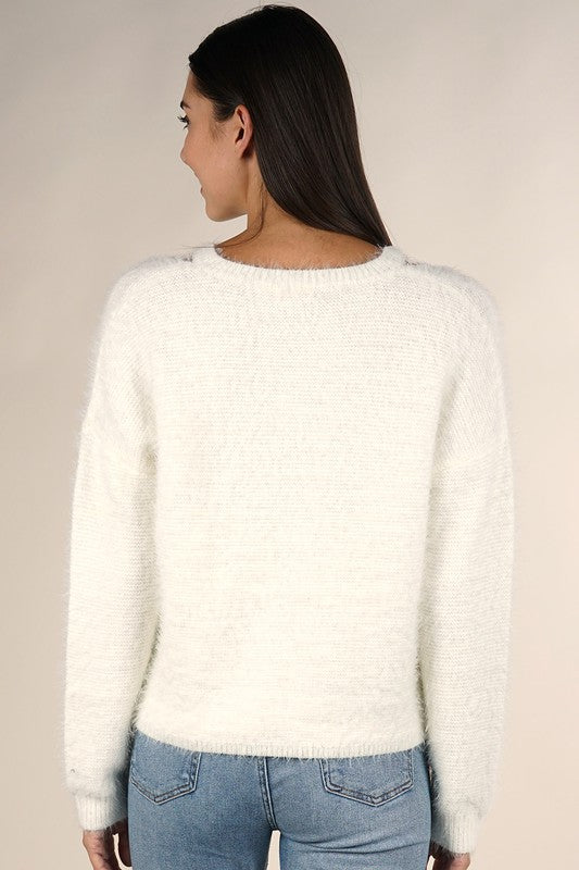 The Snow Bunny Sweater