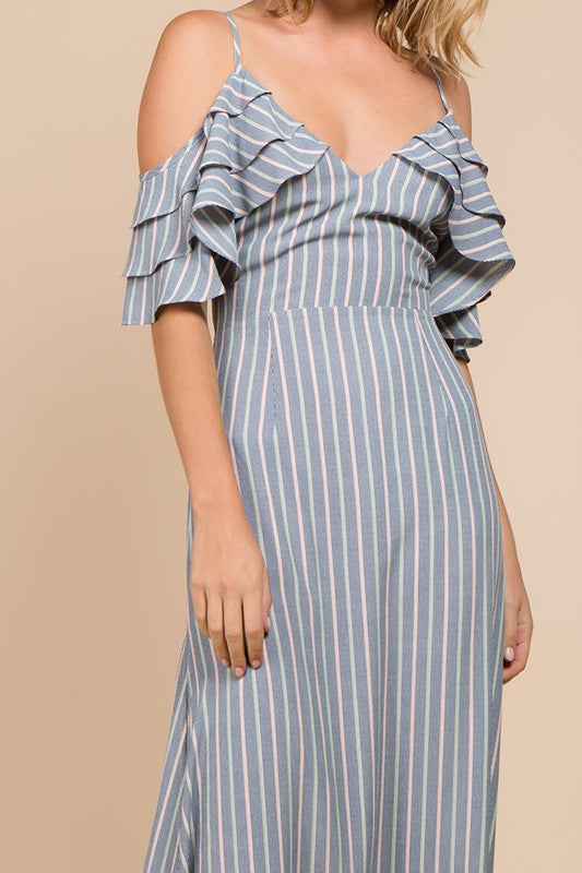 Tea Time Maxi Dress