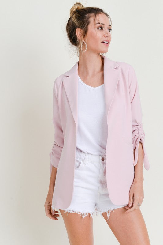 Marvelous in Mauve Jacket