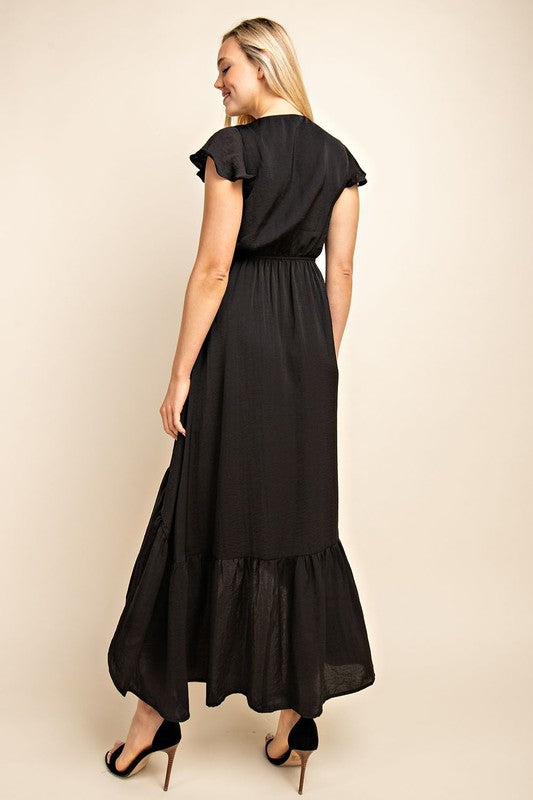 Dark Side Maxi Dress