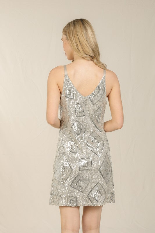 Diamonds Are Forever Dress