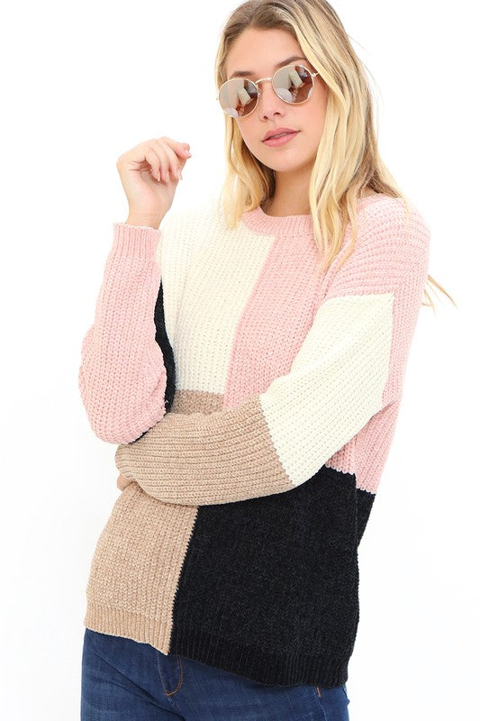 The Reese Sweater