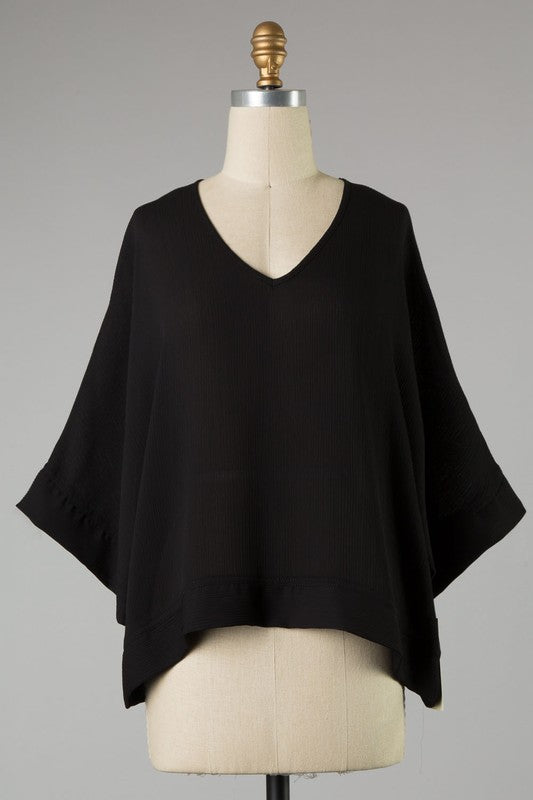 Make It Happen Blouse in Black