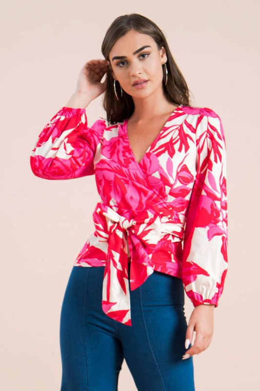 Boca Beauty Blouse