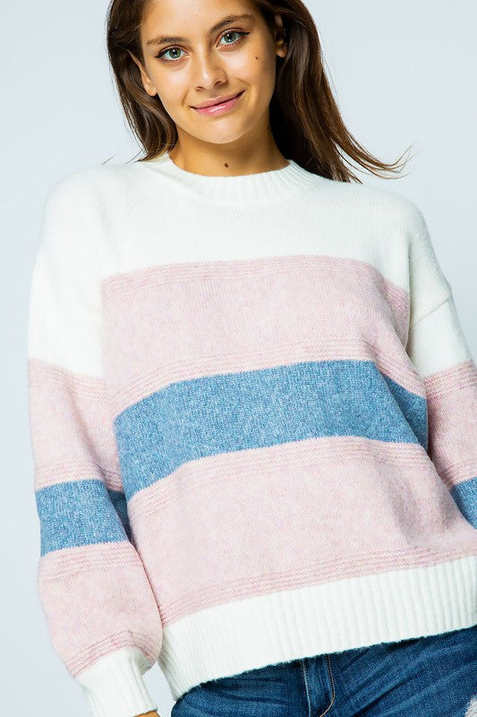 Let's Get Together Sweater